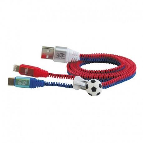Câble de chargeur 3 en 1