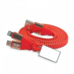 Câble de chargeur 2 en 1